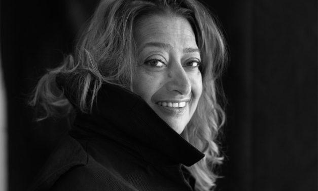 Zaha Hadid, tributo veneziano