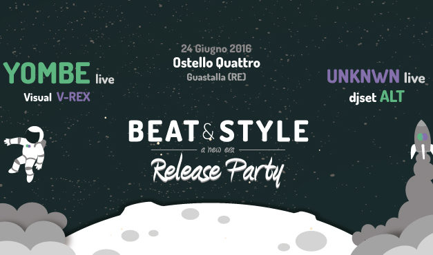 BEAT&STYLE – A NEW ERA RELEASE PARTY