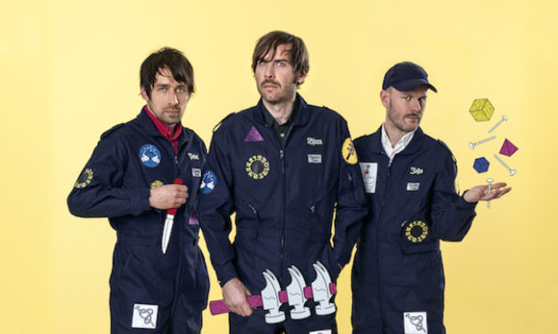 WRITER'S BLOCK (2006) – BREAKIN' POINT (2016) Il ritorno del trio PETER BJORN AND JOHN