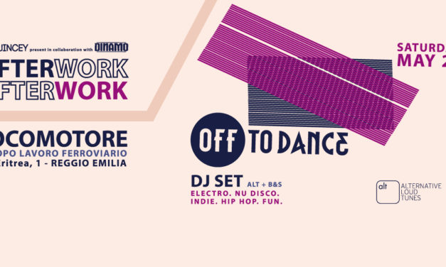 OFF to dance – ALT + B&S djset