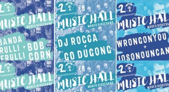 MUSIC HALL: La ventesima edizione di Festivaletteratura ha un ritmo speciale