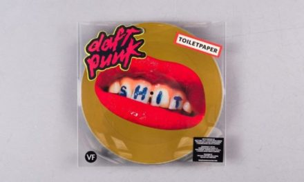 "TOILET PAPER Golden version di ""Da Funk"", rivive la prima hit dei DAFT PUNK"