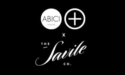 ABICI X THE SAVILE CO.: Scopri Il VELOCINO in versione esclusiva