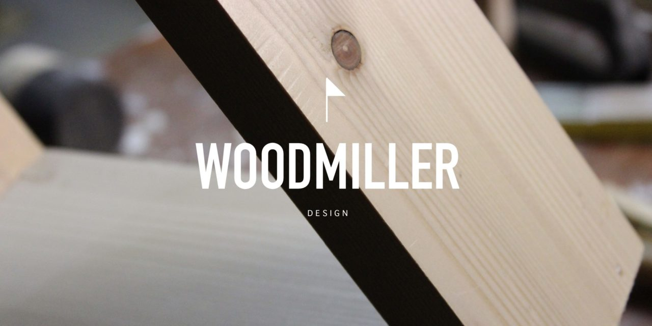 WOODMILLER: Minimal wood design, 100% made in Parma.