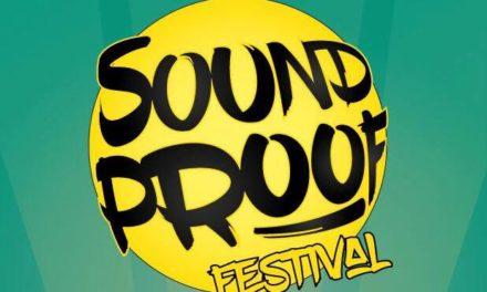 SOUNDPROOF FESTIVAL: 21/22 luglio la seconda edizione, annunciati i GOMMA