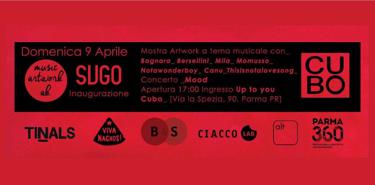 MUSIC ARTWORK AL SVGO: Domenica a Parma, l'inaugurazione a cui non puoi mancare