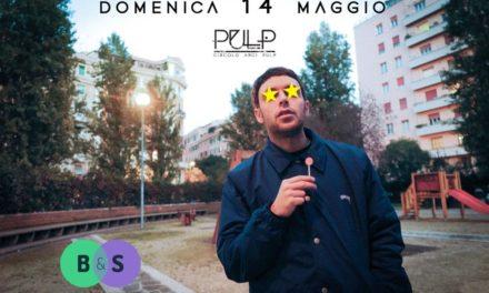 PULP e B&S vi portano GAZZELLE e il suo Super Battito Tour a Parma