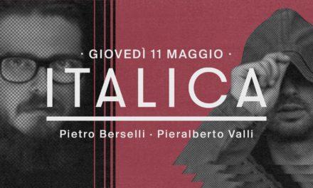 La playlist di Pieralberto Valli e Pietro Berselli X ITALICA | BASE Milano