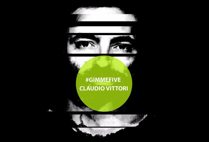 GIMME FIVE: I 5 brani di Claudio Vittori per Amongst