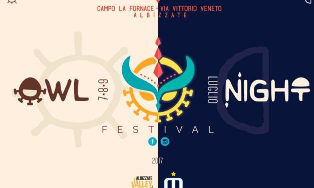 Arriva OWL NIGHT, il festival che non dorme mai