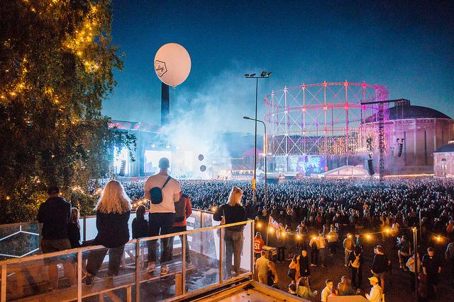 Flow Festival: nel profondo Nord, in un posto fighissimo [live report]