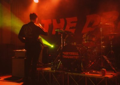 THE DRUMS   Latteria Molloy