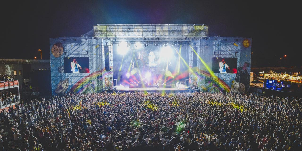 HOME FESTIVAL: La grande casa della musica [live report]