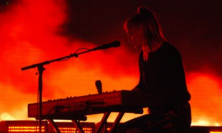 Le foto dei LONDON GRAMMAR all'Home Festival