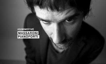 Il GIMME FIVE di Massaroni Pianoforti: 5 pezzi fondamentali per un cantautonomo