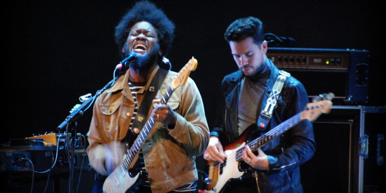 Le foto di Michael Kiwanuka – Gonjasufi – Dj Maseo (De La Soul) a BAREZZI FESTIVAL