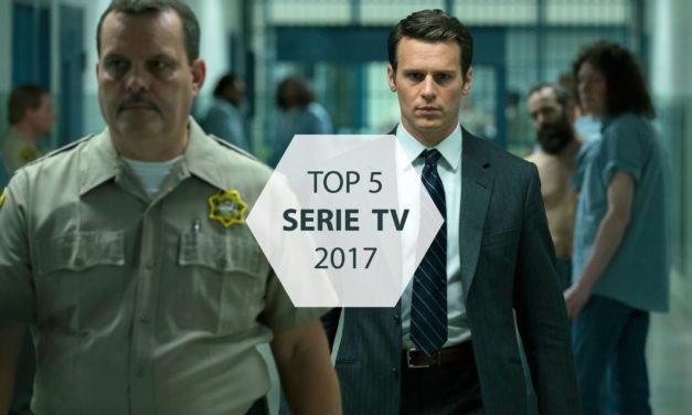 La top 5 delle Serie Tv 2017