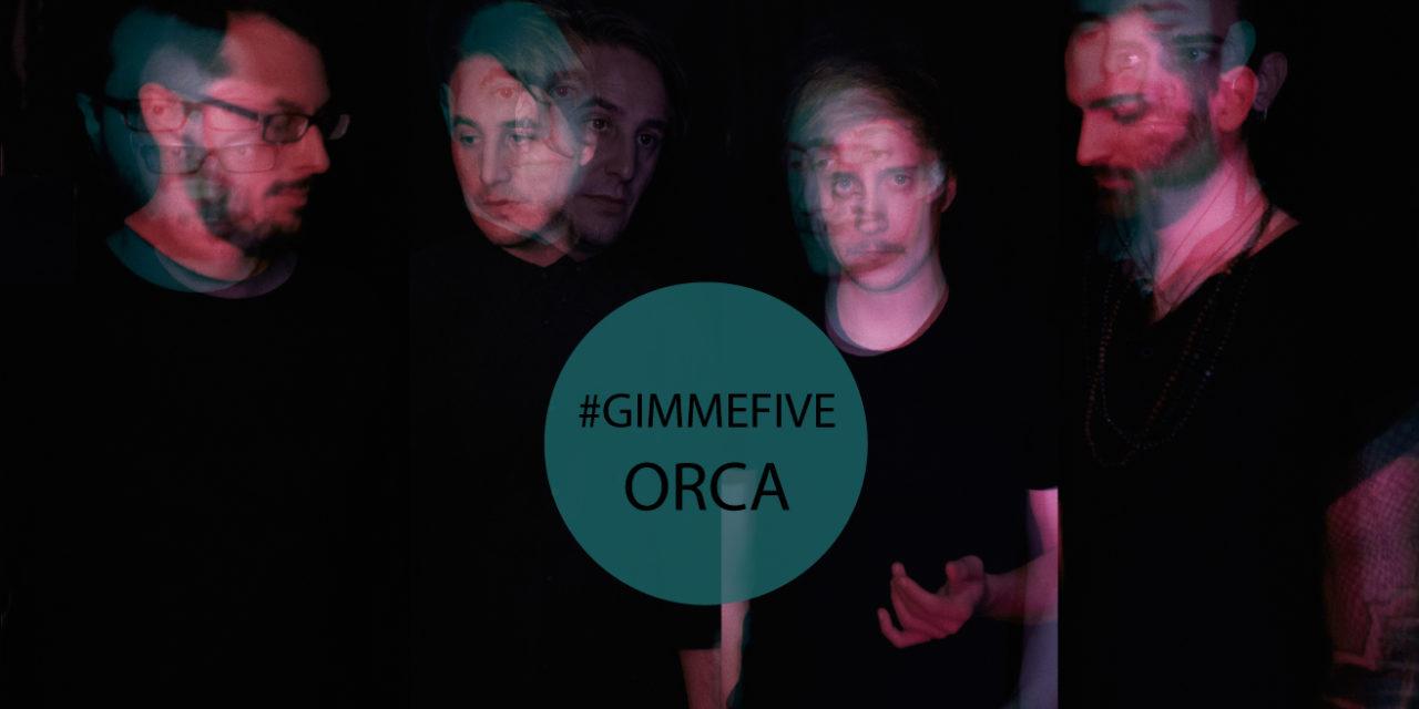 GIMME FIVE: cinque pezzi fondamentali per ORCA