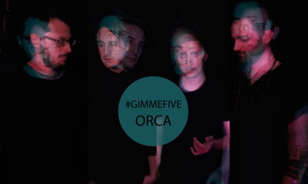 GIMME 5: cinque pezzi fondamentali per ORCA