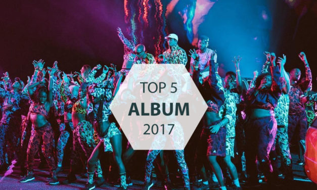 Le top 5 album 2017. Dimmi che classifica scegli e ti dirò chi sei