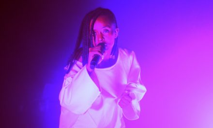 Le foto di Kelela live per club to club