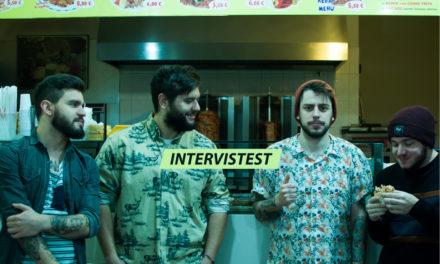 Gli Endrigo nell'intervistest ad alto tasso di paranoia