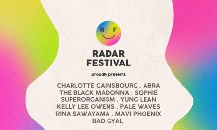 Arriva il primo Radar Festival con Charlotte Gainsbourg, Superorganism, Kelly Lee Owens e…