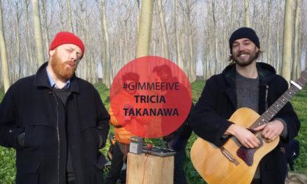 GIMME FIVE: 5 pezzi fondamentali per Tricia Takanawa