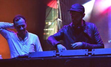 Le foto di 2manydjs, Apparat e Digitalism al closing party di Cittadella Music Festival
