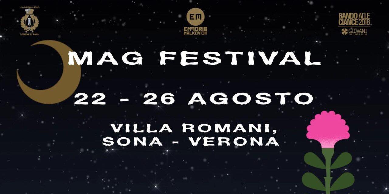 """Mag Festival, l'intervista a Tommaso Stanizzi: """"Gli eventi sono occasioni, le occasioni non vanno sprecate"""""""