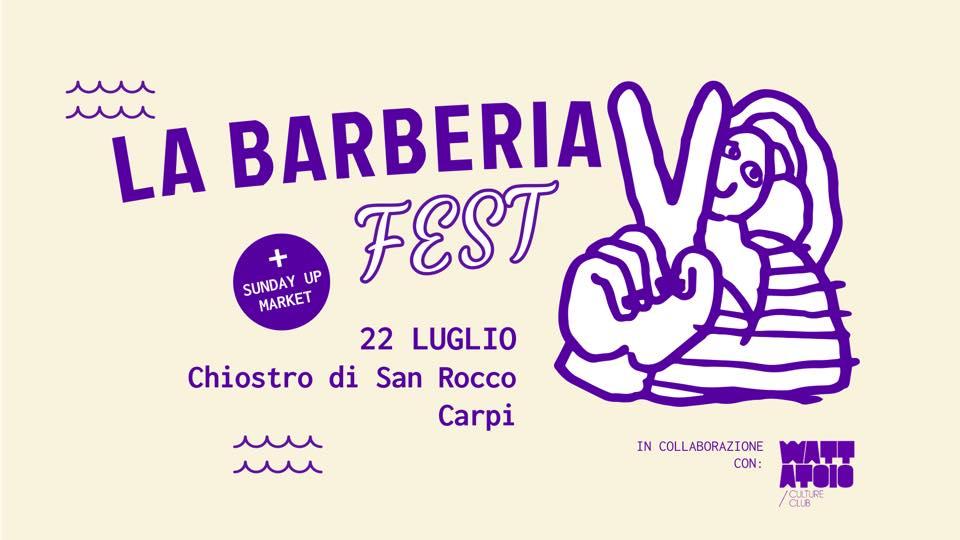 Fatti bello per il weekend con la Playlist de La Barberia Fest