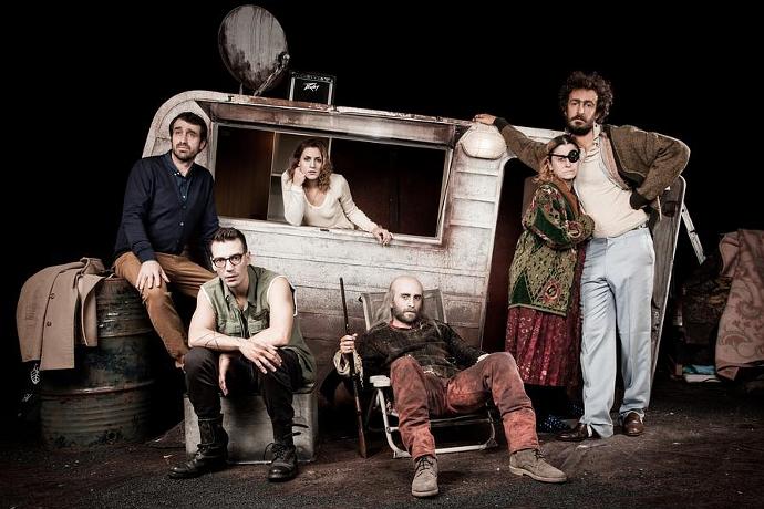CARROZZERIA ORFEO festeggia 10 anni di attività teatrale