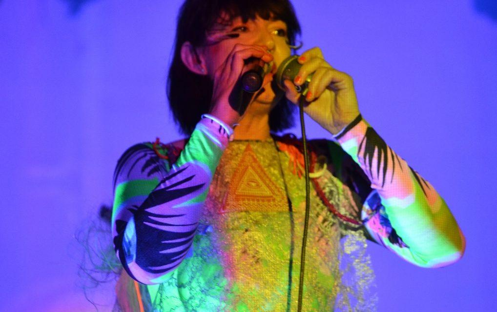 Chicks On Speed: Tutte le foto dello show al Vibra Club