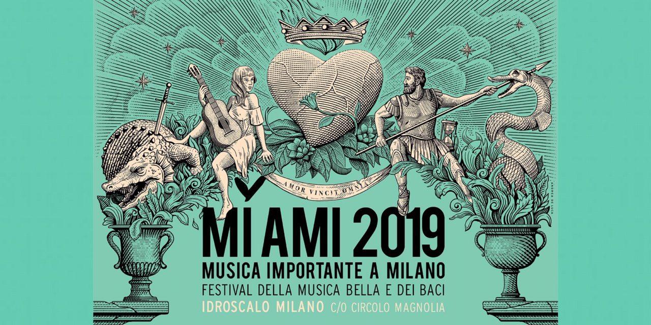 MI AMI 2019: La musica ha vinto tutto [orari & lineup]