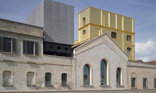 Fondazione Prada: eclettici interspazi contemporanei
