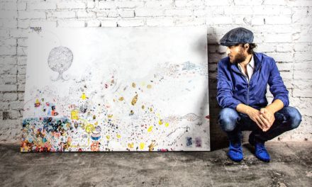 Francesco Tricarico e l'arte di ribaltare tutto per essere felici [intervista]