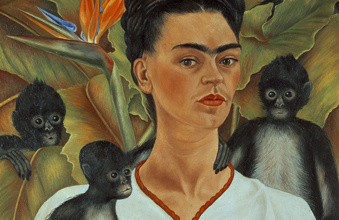 Tra Frida Kahlo e Diego Rivera, l'arte messicana a Bologna