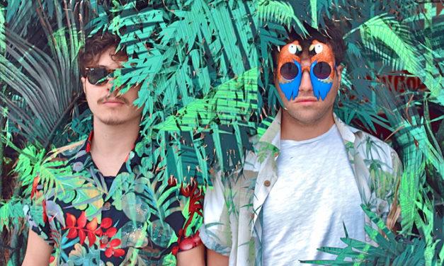 Beat tropicali e giungle colorate nel disco d'esordio dei N-A-I-V-E-S [intervista]