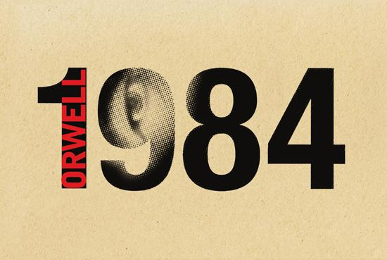 "BOOKS: Donald sale al potere e ""1984"" di Orwell schizza in vetta alle classifiche"