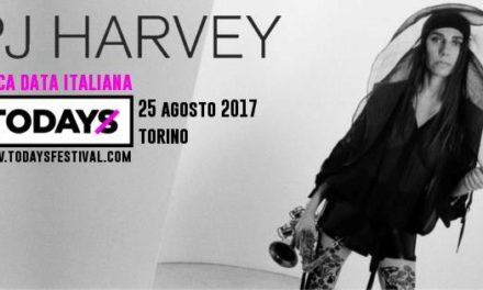 TODAYS FESTIVAL: annunciata l'unica data italiana di PJ HARVEY