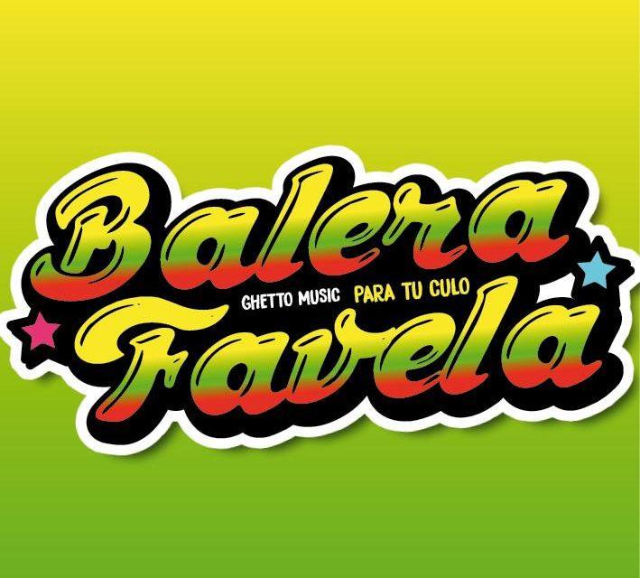 GIMME FIVE: Balera Favela, 5 brani para tu culo