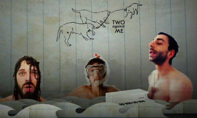 I Two Against Me sono la vostra nuova dream band [video première]