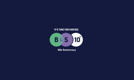 Il programma completo di B&S 10th Anniversary   it's time for parties   40 days 6 events