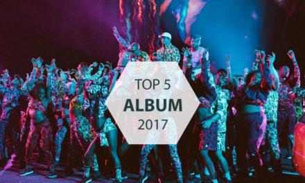 Le top 5 album 2017. Dimmi che classifica scegli e ti dirò chi sei