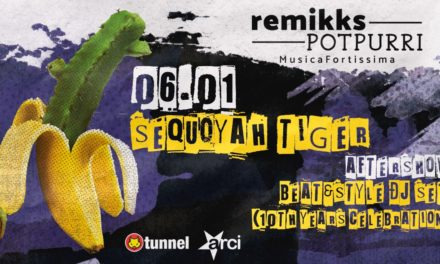 Beat&Style goes to Remikks Potpurri. Live Sequoyah Tiger