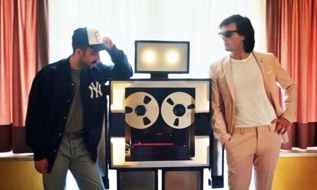 Intervista a Tin Woodman: il robot nato per fare musica
