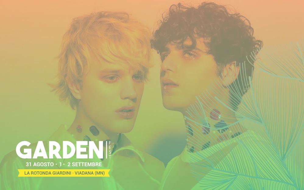 Garden Fest: Venerdì al via la prima edizione con Sem&Stenn, Joan Thiele, De Leo