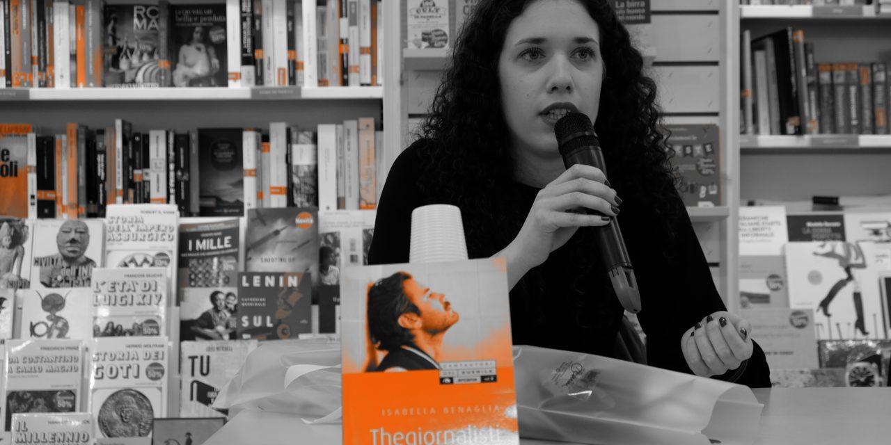 """EXTRA Garden Fest: Isabella Benaglia presenta il suo libro """"TheGiornalisti"""""""