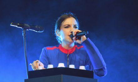 Le foto di JAIN live al Fabrique Milano