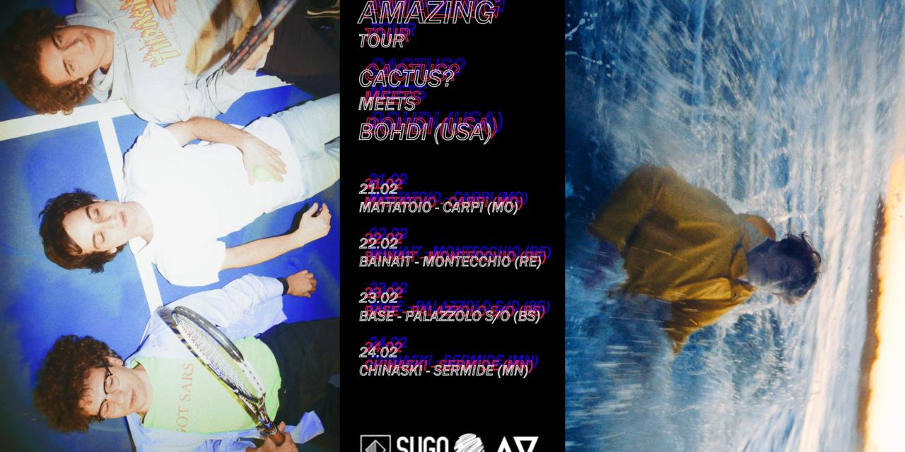 AMAZING TOUR: Cactus? meets Bohdi (USA)